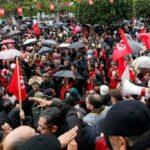 تشمل عدّة قطاعات : روزنامة احتجاجات شهر جانفي