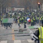 فرنسا: إيداع 1220 محتجّا السّجن