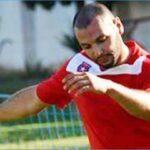 النجم الساحلي يخسر خدمات ياسين الشيخاوي