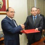توقيع اتفاقية شراكة بين وزارة الداخلية والهيئة الوطنية لمكافحة الفساد