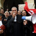 بداية من الغد : المحامون في اعتصامات جهوية