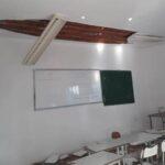 المهدية/اولاد الشامخ : إصابة أستاذ وحالات إغماء إثر سقوط جدار قاعة تدريس