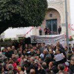 """ينتهي بمسيرة في شارع بورقيبة : جامعة """"الثانوي"""" تنشر ترتيبات يوم الغضب الوطني"""