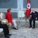 قضية اغتيال بلعيد: علي كلثوم وبسمة الخلفاوي عند قائد السبسي