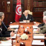 في المجلس الأعلى للجيوش : الباجي يدعو كل مسؤولي الدولة للتشبّع بالعقيدة العسكرية