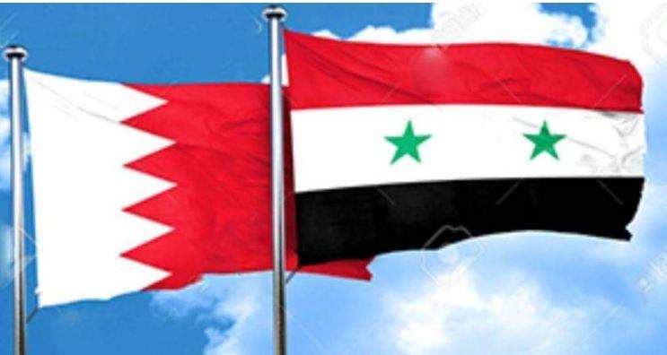 بعد الإمارات:البحرين تُعيد علاقاتها الديبلوماسية مع سوريا