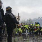ساعات قبل إضراب الشرطة الفرنسية المفتوح: من الصّعب التكهن بما سيحدث غدا !