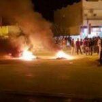 حيّ التضامن: إيقاف 3 منحرفين بعد تجدّد الاحتجاجات