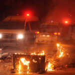 بين حي التضامن والانطلاقة: إيقاف 7 أشخاص بعد ليلة احتجاجات ومواجهات