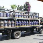 إلغاء إضراب موزّعي قوارير الغاز
