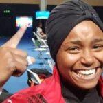 12 ميدالية ذهبية لغفران بلخير في البطولة العربية