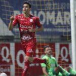 ثنائية جديدة لحمدي الحرباوي في البطولة البلجيكية