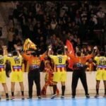 سواعد الترجي تُحقّق فوزها الثالث في البطولة العربية