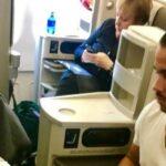 في طريقها إلى الأرجنتين: ميركل تفاجئ ركاب طائرة تجارية بمدريد