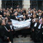 هيئة المحامين تُعلق احتجاجاتها