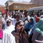 حزب العُمّال يُساند الاحتجاجات الشعبية في السّودان