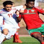 هزيمة ثقيلة لأًصاغر المنتخب التونسي