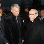 صور: رئيس الجمهورية يُعزي عائلة الفقيد مصطفى الفيلالي