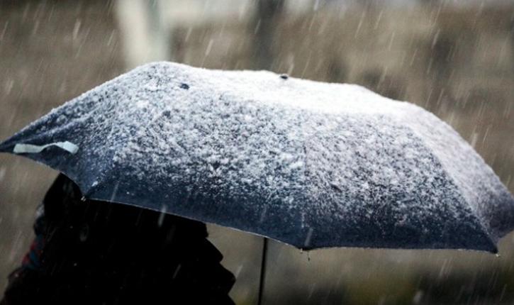 طقس اليوم: أمطار وثلوج