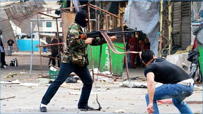 ليبيا: 10 قتلى و41 جريجا في اشتباكات بطرابلس
