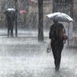 طقس اليوم: تواصل تهاطل الأمطار وانخفاض درجات الحرارة