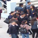 سيدي بوزيد: اضراب مفتوح لـ3 نقابات بعد اقتحام شخص معهد وتعريه بالكامل