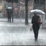 طقس اليوم: انخفاض في درجات الحرارة .. تساقط البرد وأمطار غزيرة
