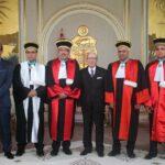 رئيس الجمهورية يُوسّم كبار القضاة