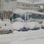 موجة البرد والثلوج بالشمال: وزير البيئة يدعو الشرطة البيئية إلى المعاضدة