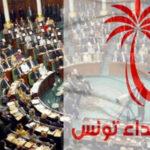 في أقل من أسبوعين: استقالة ثانية من كتلة نداء تونس