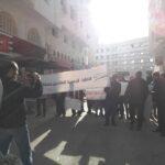 صور/ وقفة احتجاجية لفلاّحي صفاقس