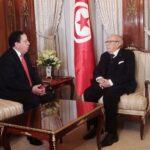 نتائج قمة بيروت محور لقاء رئيس الجمهورية بوزير الخارجية