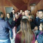ردّا على اعتصام نقابة الثانوي بها: وزارة التربية تُغلق كل المداخل المؤدية إليها