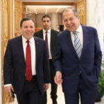 لافروف يؤكد استعداد بلاده لتسهيل دخول منتوجات تونس للسوق الروسية