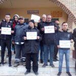 صور/ المتلوي: وقفة احتجاجية للمطالبة بتوفير الأمن والأطباء