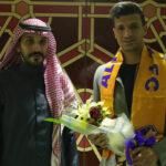 رامي البدوي يطير الى السعودية