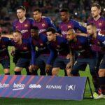 برشلونة يواجه شبح الاقصاء من الكأس