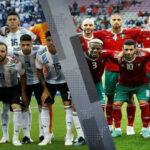 المنتخب المغربي يُلاقي نظيره الأرجنتيني ودّيا