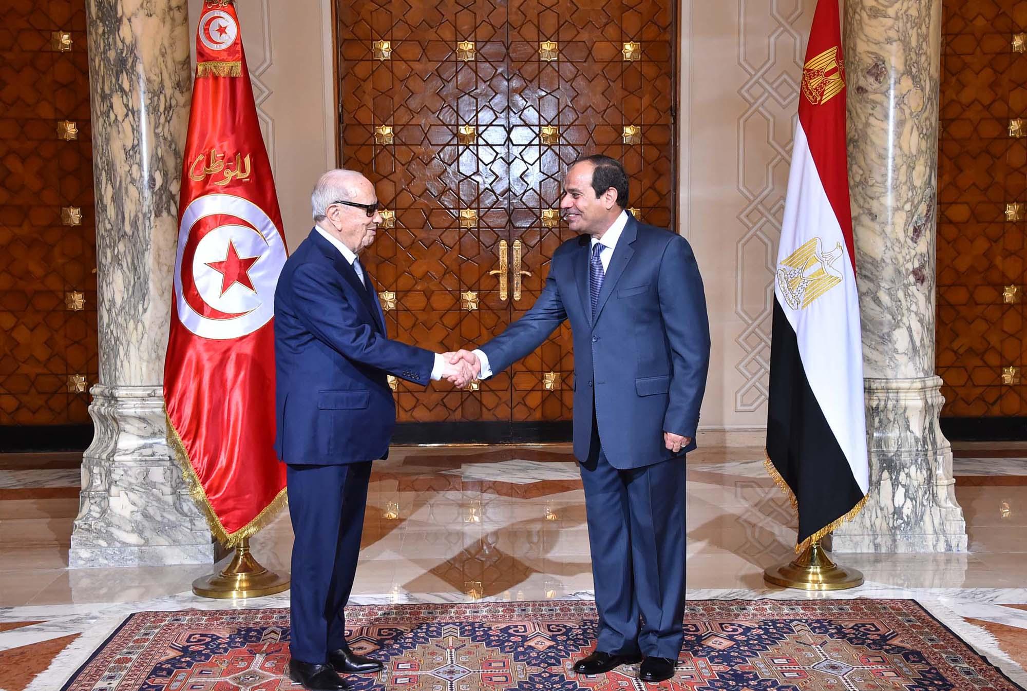 قريبا: عبد الفتاح السيسي لأول مرة في تونس