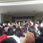 قفصة: طلبة شعبة علوم التربية والتعليم في إضراب مفتوح