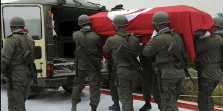 """قضية """"شهداء الجيش في هنشير التلّة"""": الحكم بإعدام 43 إرهابيا"""