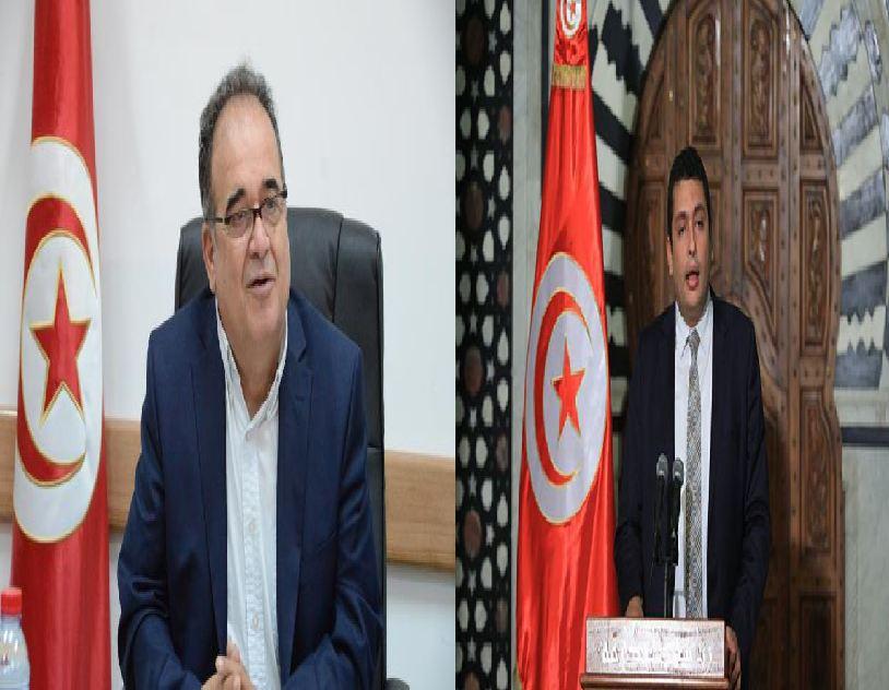 اتحاد الشغل يتّهم اياد الدهماني ومحمد الطرابلسي