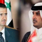 وزير خارجية قطر: نُعارض عودة سوريا لجامعة الدّول العربية