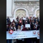 العاصمة: أيمّة يحتجّون ويُطالبون باستفتاء على المساواة في الميراث