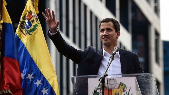 المغرب يدعم انقلاب فنزويلا