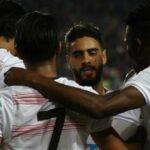 تشكيلة النادي الافريقي في مباراة قسنطينة