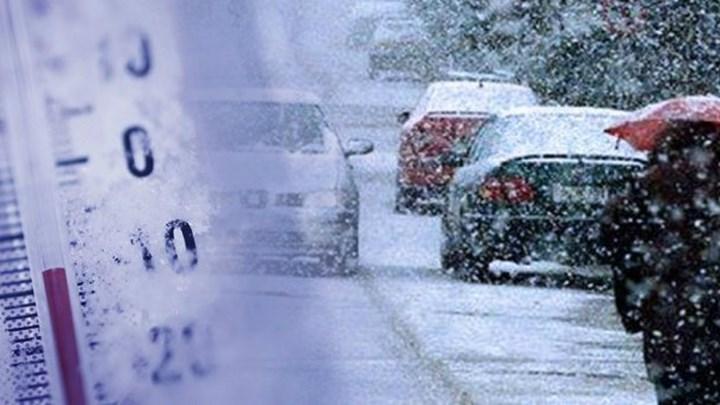 طقس بارد… ثلوج وأمطار