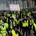 """فرنسا تنشر 80 ألف أمني تحسّبا لاحتجاجات """"السترات الصفراء"""""""