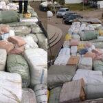 سليانة: حجز ملابس مهرّبة من الجزائر بقيمة 670 مليونا