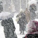 أمطار وثلوج ورياح قوية : الرصد الجوي يُحذر من وصول كتل هوائية باردة
